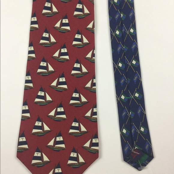 Silk Crest Stripe Tie - Sales Up to -50% Tommy Hilfiger XAeyM
